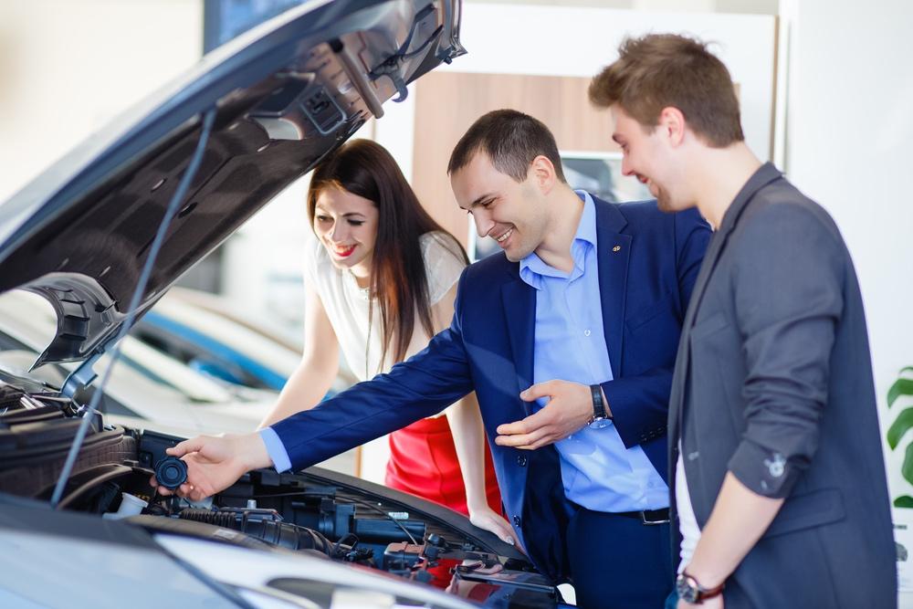 Automotive Service Manger Training Process