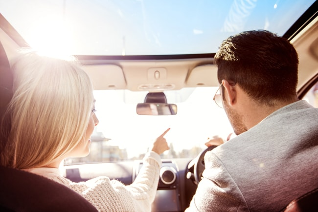A Couple of Driving Tips