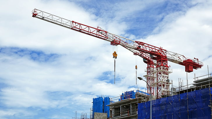 Soaring to New Heights with Crane Hire